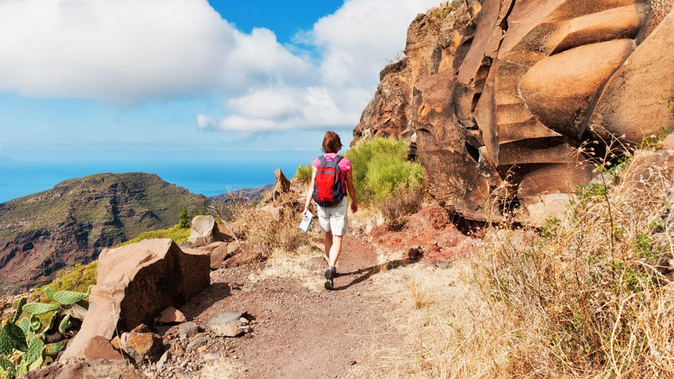 Hiking in Tenerife