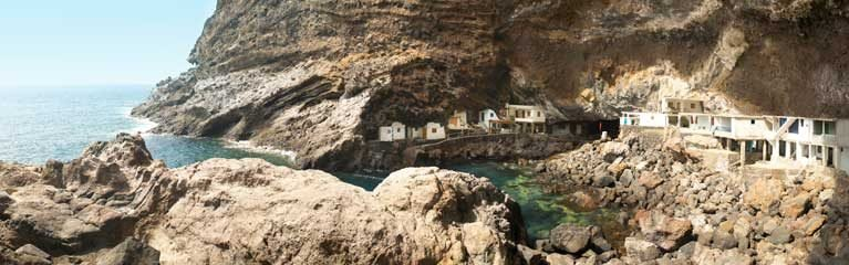 Places in La Palma