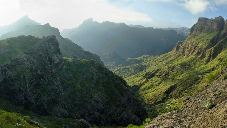 Masca Valley Tenerife