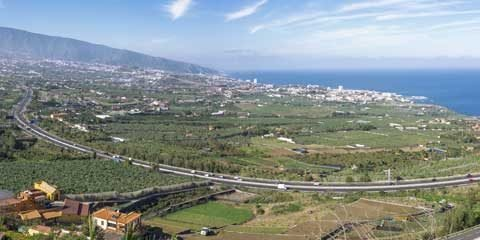 Orotava Valley Tenerife