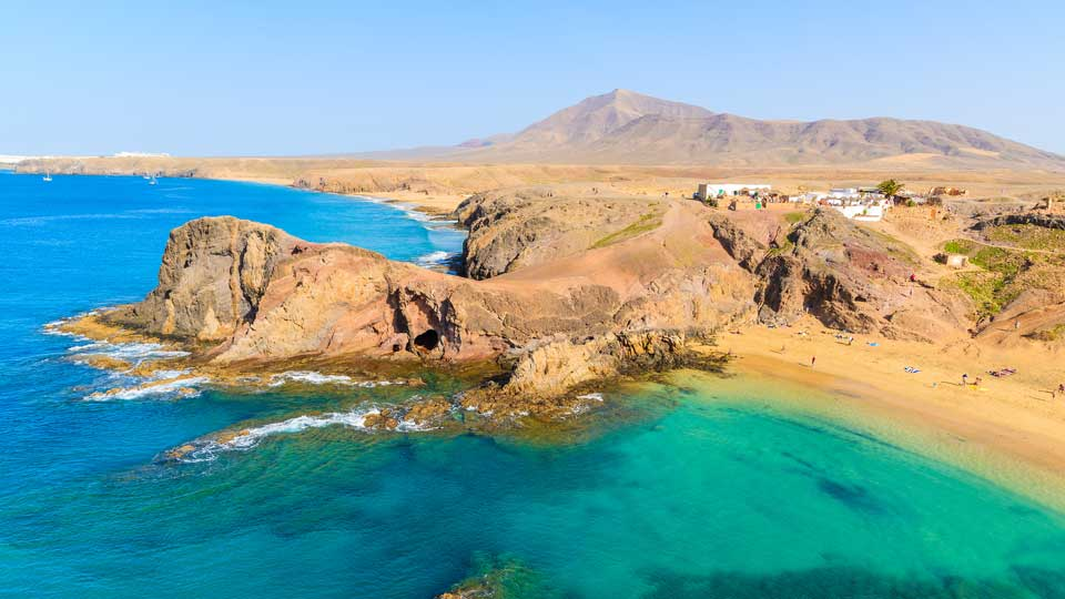 Papagayo Beaches Lanzarote