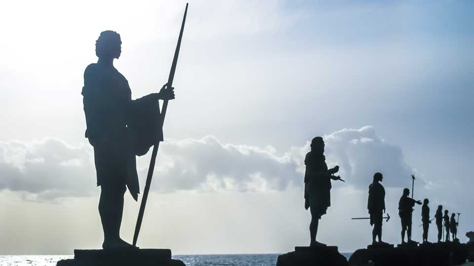 Candelaria Guanche Kings Tenerife