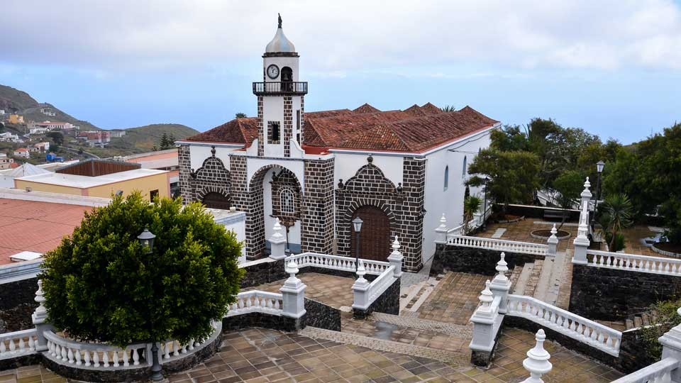 Church of La Concepcion Valverde El Hierro