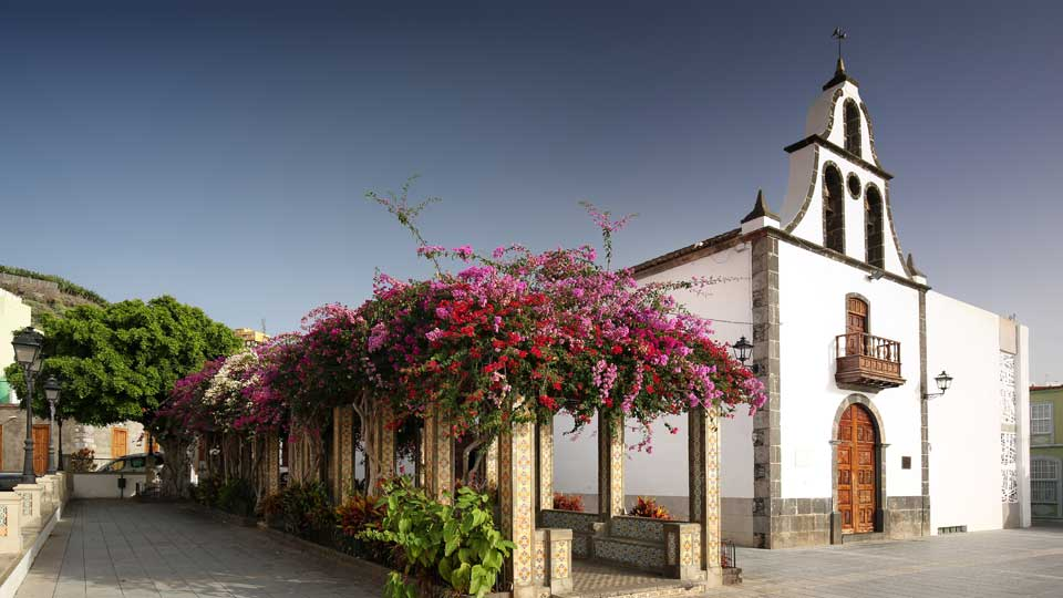 St. Michael Church Tazacorte La Palma