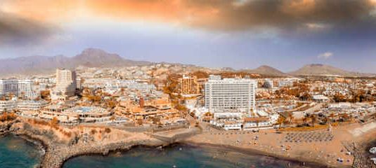 Playa De Las Americas Tenerife Canary Islands Info