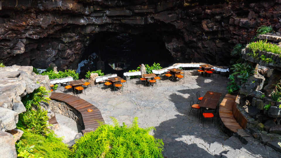 Jameos del Agua Bar-Cafe