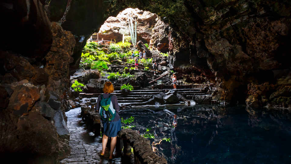 Jameos Del Agua Cesar Manrique S Lava Ffair With Nature
