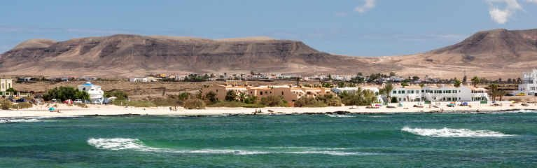 The El Cotillo Shoreline
