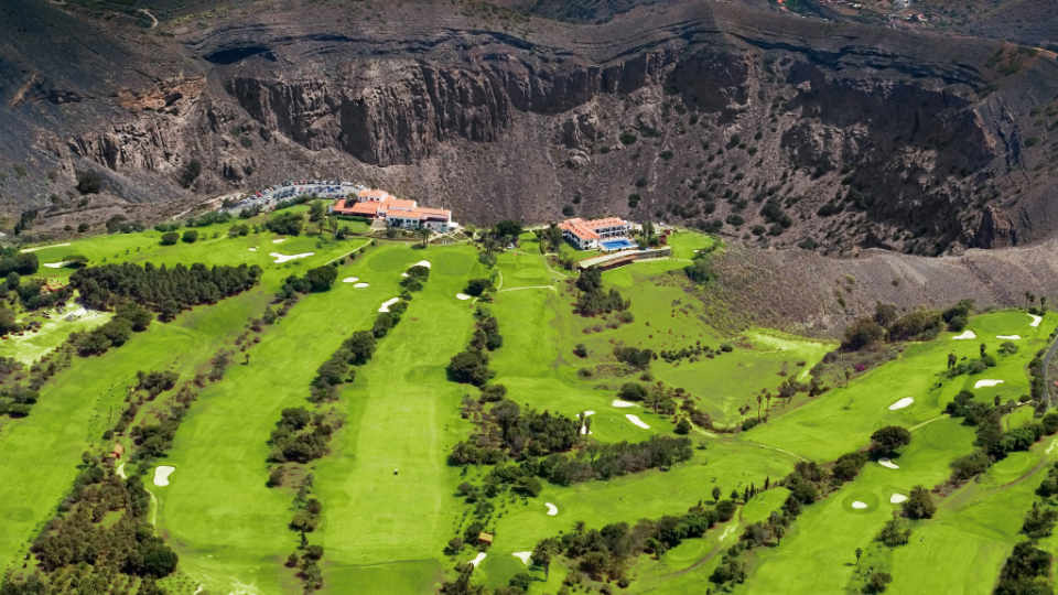 Real Club de Golf, Gran Canaria