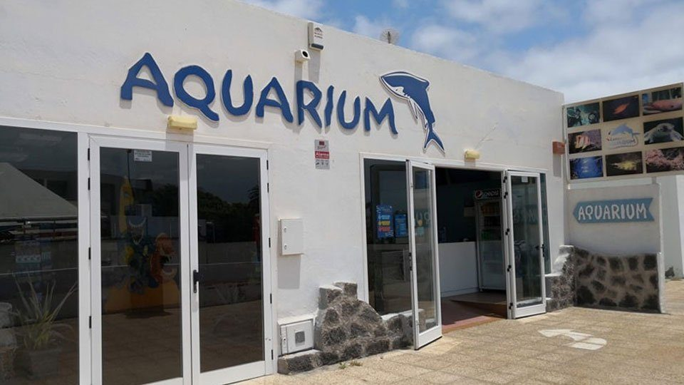 The Lanzarote Aquarium
