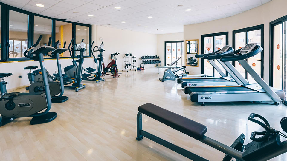 Gran Muthu Golf Plaza Hotel fitness center