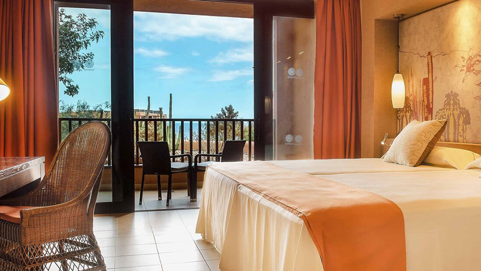 Double Standar Sea View rooms