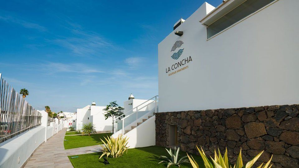 La Concha Boutique Apartments